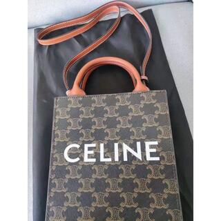 celine -  CELINE TOTEショルダーバッグ