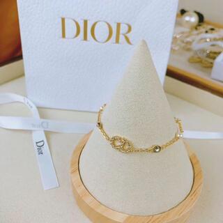 Dior - ディオール CD パール ブレスレット
