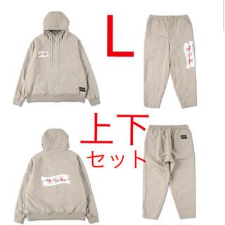 SEA - WDS × XXX Nylon Parka Pants Gray L 送料込み