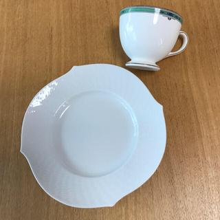 マイセン(MEISSEN)の中古 マイセン 波の戯れ ケーキプレート ウェッジウッド コーヒーカップ(食器)