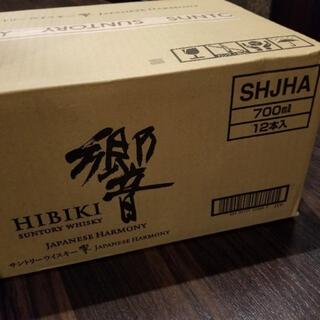 サントリー - 響 ジャパニーズハーモニー 12本  サントリーウイスキー  箱無しです。