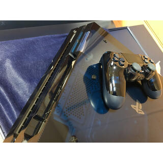 PlayStation4 - PS4 Pro 500 Million Limited Edition 2TB