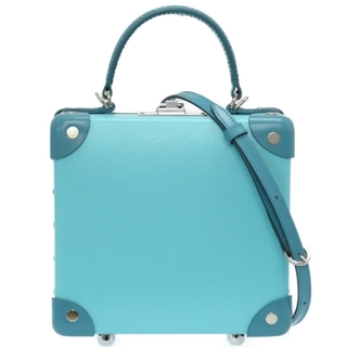 ティファニー(Tiffany & Co.)のティファニー  7 ロンドン スクエア バッグ   レザー  ティ(ハンドバッグ)