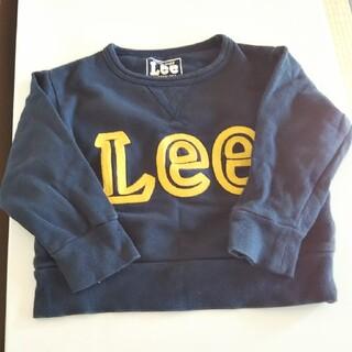 Lee - キッズLee110薄手トレーナー♥️