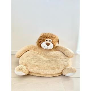hugfun ハグファン コストコ ライオン ぬいぐるみ アニマル  座椅子(座椅子)