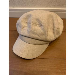 ザラ(ZARA)のZARA キャスケット帽子(キャスケット)