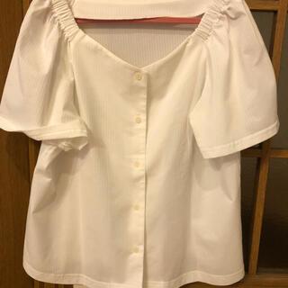 ナチュラルビューティーベーシック(NATURAL BEAUTY BASIC)のすーさん用NATURAL BEAUTY BASIC  ブラウス シャツ(Tシャツ(半袖/袖なし))