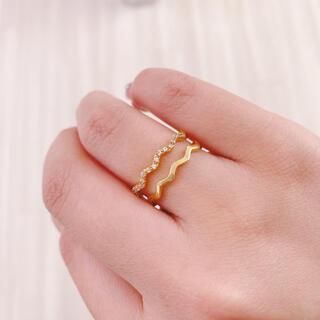 ディーホリック(dholic)のDHOLIC 指輪 リング ゴールド dholic(リング(指輪))