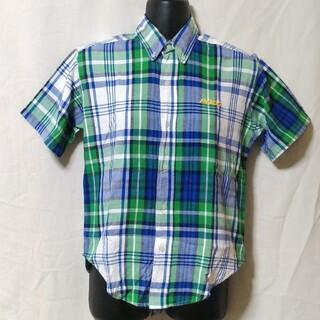 ダブルアールエル(RRL)のPOLO SPORT RALPH LAUREN チェックシャツ Mユース 90s(ブラウス)