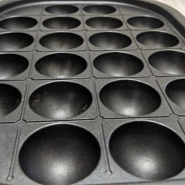 ニトリ(ニトリ)のたこ焼き器&ミニホットプレート スマホ/家電/カメラの調理家電(たこ焼き機)の商品写真