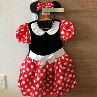 Disney - ミニーちゃん ワンピース