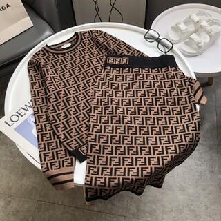FENDI - フェンディ セーター スカート