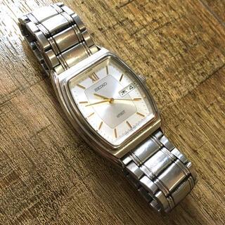 セイコー(SEIKO)のOLD SEIKO SPIRITトノー型 腕時計(腕時計(アナログ))