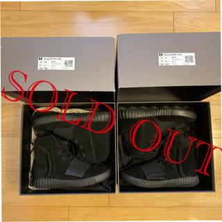 アディダス(adidas)の超希少/黒/美品 Yeezy BOOST 750 BB1839 黒 28cm(スニーカー)