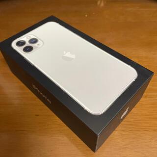 iPhone - 【新品】iPhone 11 Pro 64GB Silver SiMフリー