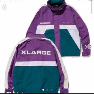 エクストララージ(XLARGE)のXLARGE 20ss ナイロンジャケット(ナイロンジャケット)