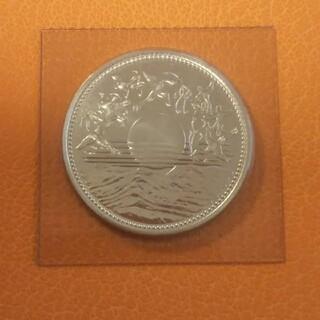MR04:銀貨 昭和61年 天皇陛下 御在位60年 記念