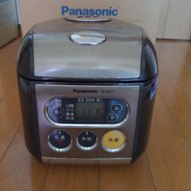 Panasonic炊飯器美品 スマホ/家電/カメラの調理家電(炊飯器)の商品写真