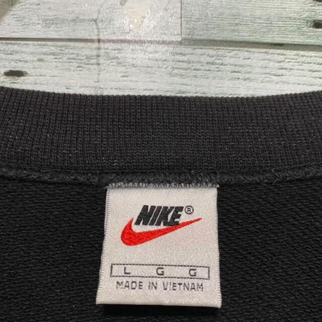 NIKE(ナイキ)の【激レア】ナイキ NIKE☆銀タグ ビッグロゴ スウェット トレーナー 90s メンズのトップス(スウェット)の商品写真