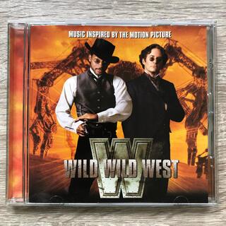 映画WILD WILD WESTサントラ/will smith(映画音楽)