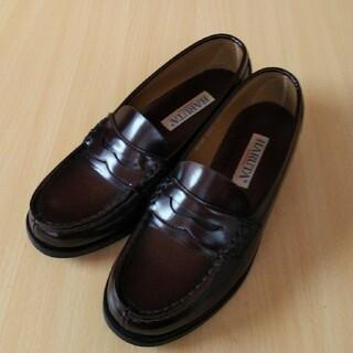 HARUTA - ハルタ ローファー 靴  茶色 23センチ