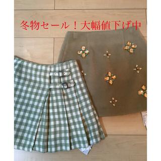 レディアゼル(REDYAZEL)のレディアゼル ミニスカート2点セット 【新品タグ付き】(ミニスカート)