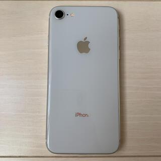 iPhone - iPhone8 64G シルバー