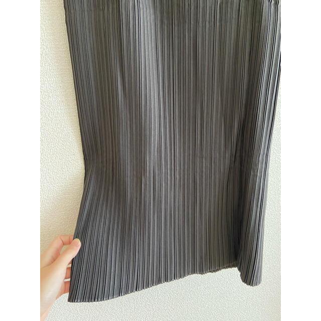 apart by lowrys(アパートバイローリーズ)のヘンケイドットプリーツスカート apartbylowrys レディースのスカート(ロングスカート)の商品写真