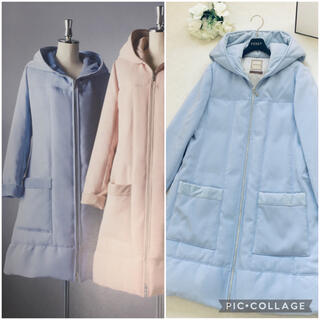 FOXEY - 【美品】定価25万円 FOXEY フォクシー 掲載 ダウン ロング コート