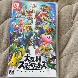 Nintendo Switch - 中古品 大乱闘スマッシュブラザーズ Switch