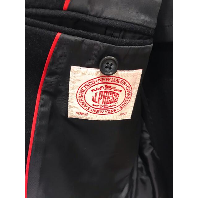 J.PRESS(ジェイプレス)の紺ブレ 金ボタン ダブル メンズのジャケット/アウター(テーラードジャケット)の商品写真