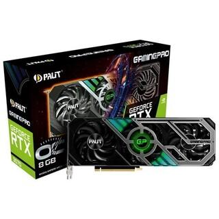 RTX 3070 Gaming Pro OC 8G Palit RTX3070