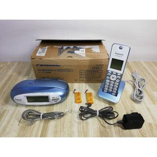 【在庫処分特価!】パナソニック コードレス電話機 VE-GDX16DL-A M0