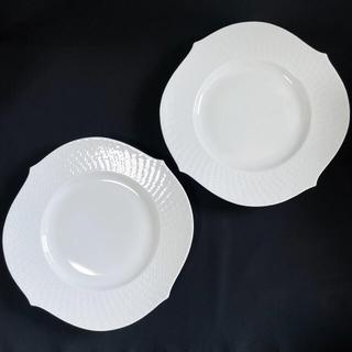 マイセン(MEISSEN)の専用 6点 マイセン 波の戯れ ホワイトプレート&ディッシュ(食器)