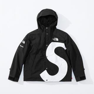 Supreme - 新品S シュプリーム ノースフェイス Sロゴ マウンテンパーカー