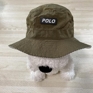 POLO RALPH LAUREN - バケットハット 帽子 POLObaby