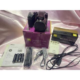 Nikon デジタルカメラ COOLPIX B500 プラム B500