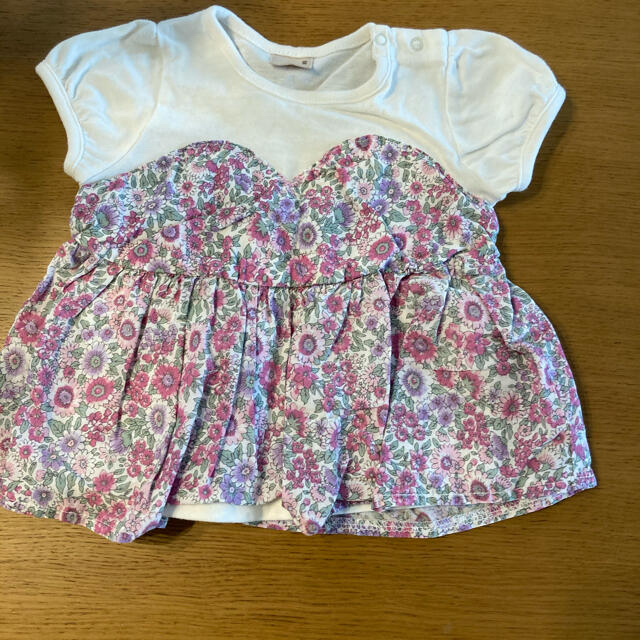 petit main(プティマイン)のプティマイン Tシャツ キッズ/ベビー/マタニティのベビー服(~85cm)(Tシャツ)の商品写真