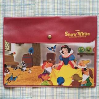 Disney - ☆ フラットケース 白雪姫