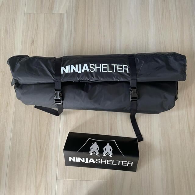 Paago Works NINJA SHELTER ニンジャシェルター スポーツ/アウトドアのアウトドア(テント/タープ)の商品写真