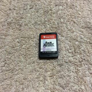 Nintendo Switch - ニンテンドースイッチ 大乱闘スマッシュブラザーズ ソフトのみ