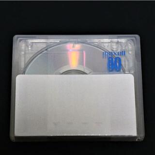 マクセル(maxell)のMDディスク7枚(新品未使用、送料無料)(その他)