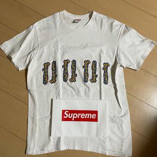 Supreme - supreme Tシャツ ロゴ