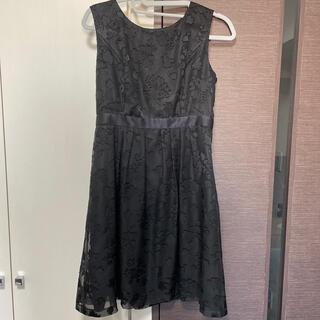 エニィスィス(anySiS)のanysis フリーサイズ ドレス(ミディアムドレス)