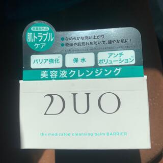 MERCURYDUO - DUO(デュオ) ザ 薬用クレンジングバーム バリア(90g)