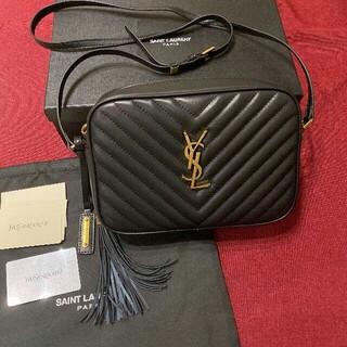 Yves Saint Laurent Beaute - SAINT LAURENT フリンジ カメラバック ショルダーバッグ