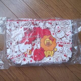 ハローキティ - 【未開封】ポンデライオン&キティちゃん★ランチバッグ+ミニメモ帳