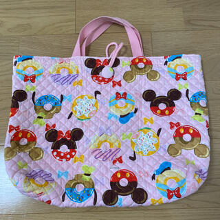 ディズニー(Disney)の保育園通園バッグレッスンバッグハンドメイド(通園バッグ)