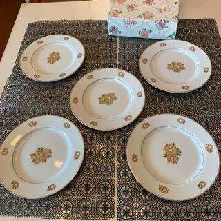 ミキモト(MIKIMOTO)のレア商品 MIKIMOTOインターナショナル お皿5枚(食器)