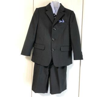 ニシマツヤ(西松屋)のスーツ 110 フォーマル キッズ 上下 西松屋 5点セット 男子(ドレス/フォーマル)